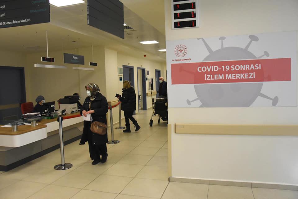 Eskişehir Şehir Hastanesi Covid-19 İzlem TakipMerkezi