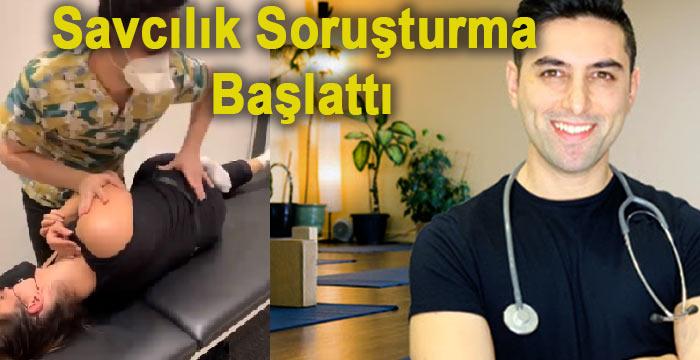 Fizyoterapist Mehmet Toprak Hakkında Şok İddia