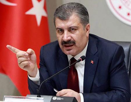 Son dakika: Sağlık Bakanı Fahrettin Koca'dan Uyarı