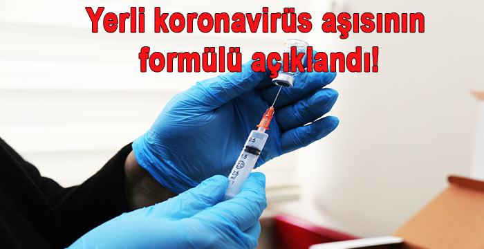 Yerli koronavirüs aşısı virüse dublörle dur diyecek!