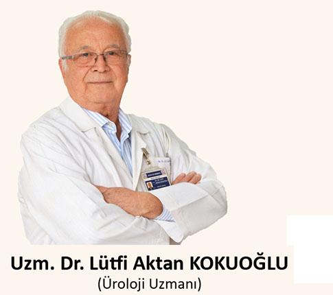 Doktor Lütfi Aktan Kokuoğlu koronavirüsten hayatını kaybetti