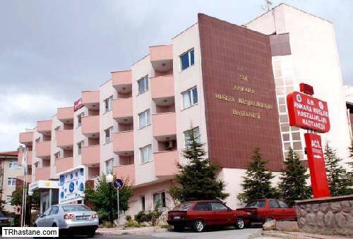 Ankara Meslek Hastalıkları Hastanesi taşınıyor mu?