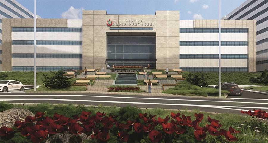 Kütahya Şehir Hastanesi