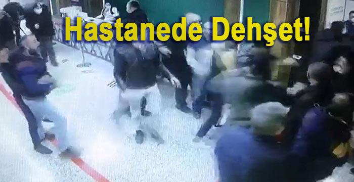 Gaziantep'te 20 kişilik grup sağlık personeline saldırdı!