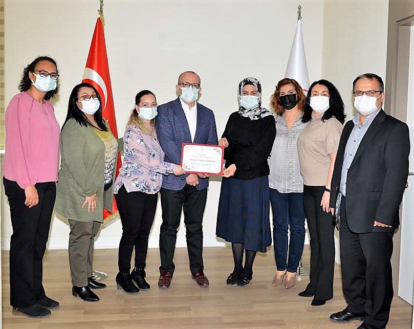 Antalya İl Sağlık Müdürlüğü