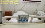 Hastane Yatak Sayısı 2020 - 2021
