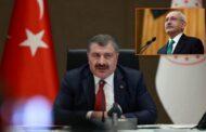 Bakan Koca'dan Kılıçdaroğlu'nun iddialarına yanıt