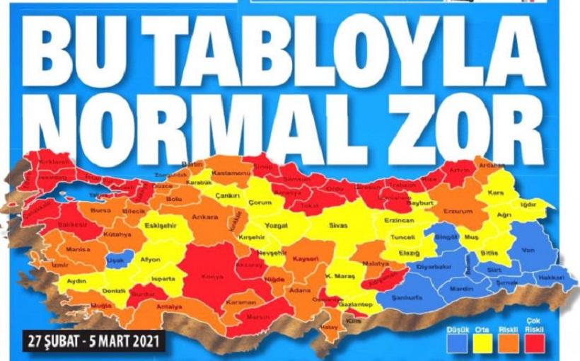 Türkiye'de Covid-19 vakaları yükseldi mi?