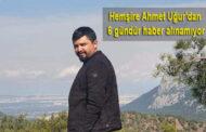 Hemşire Ahmet Uğur sevgilisine veda mesajı atıp kayboldu!