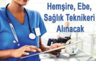 Mersin Üniversitesi 21 Sözleşmeli Sağlık Personeli Alımı Yapacak
