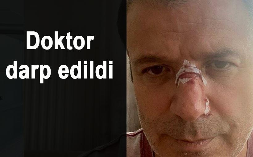 Op.Dr. Bayram Keleş hasta tarafından darp edildi