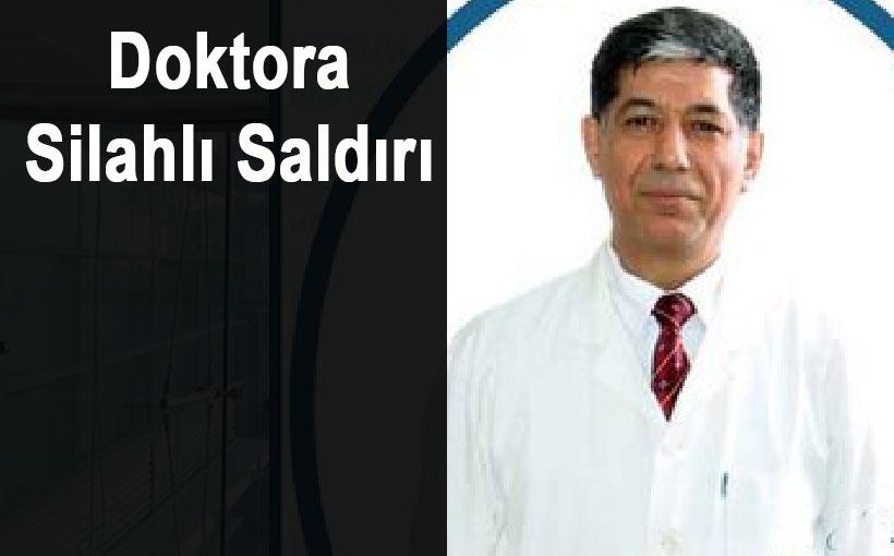 Dr.Halil KORKMAZ'a silahlı saldırı