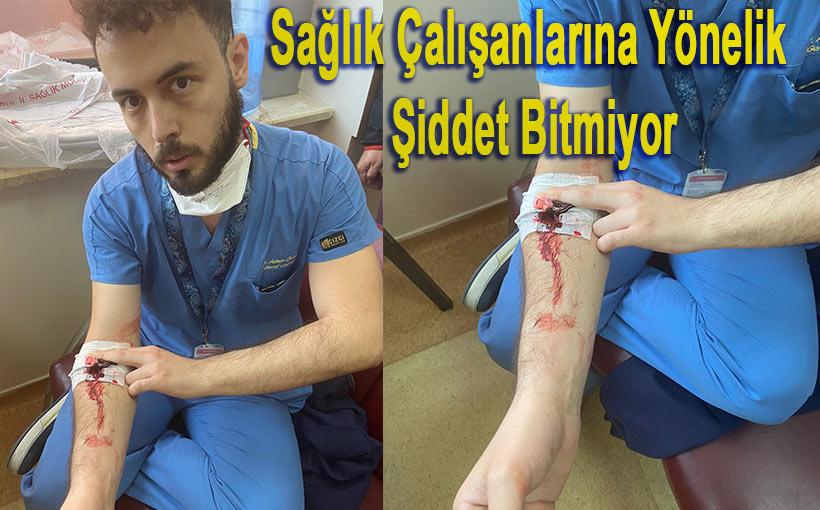 Dr. Adem Özcan Şiddet