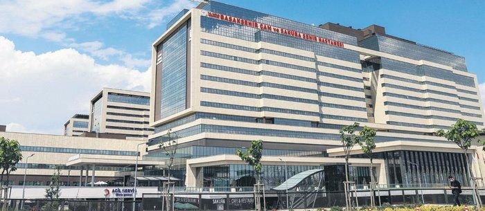 Çam ve Sakura Şehir Hastanesi
