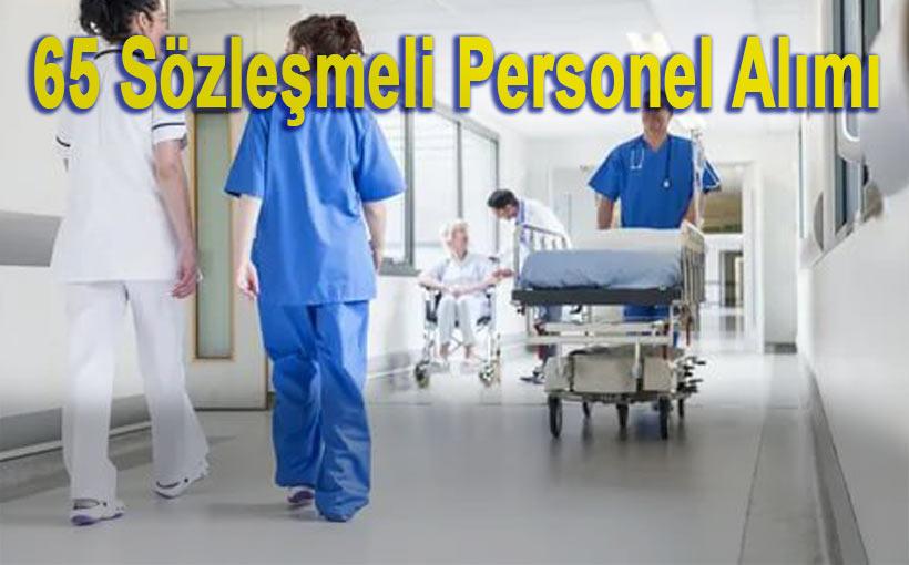 Hastaneye Sözleşmeli Personel Alımı Yapılacak