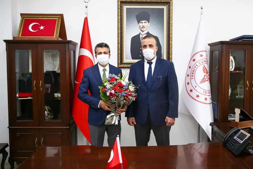 Ankara İl Sağlık Müdürü Doç. Dr. Zülfikar Akelma