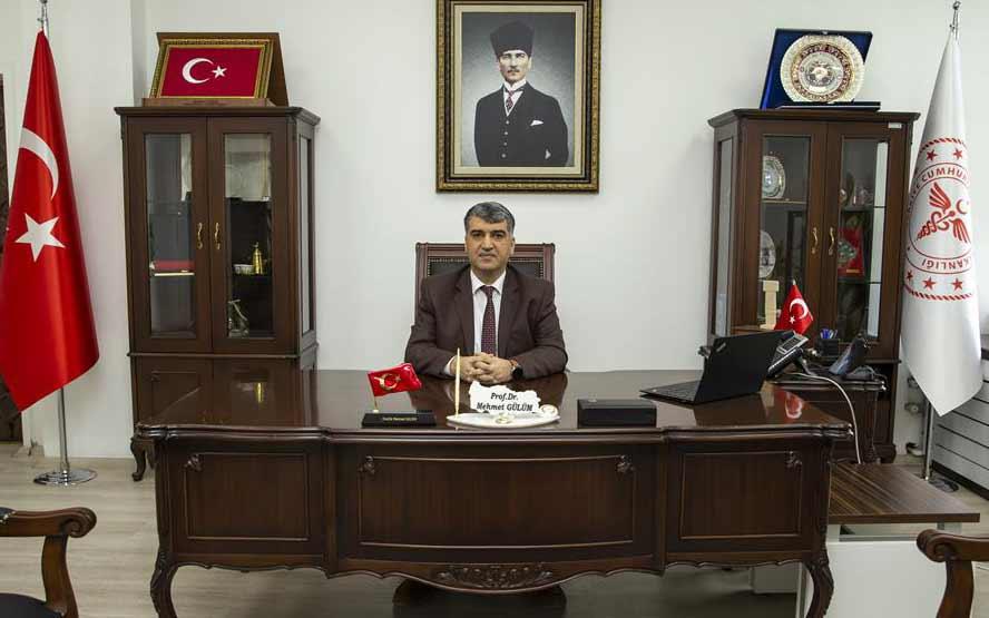 Prof. Dr. Mehmet Gülüm