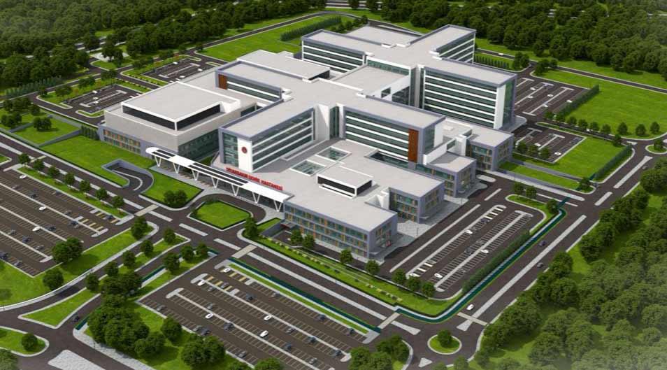 Diyarbakır Şehir Hastanesi